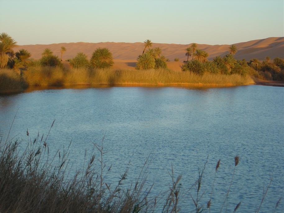 Lago de Mandara