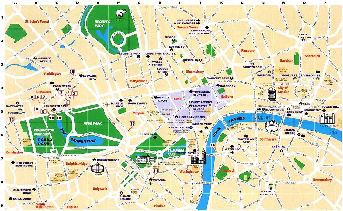 Mapa Turistico Londres Pdf.Londres Antonio Y Trini Por El Mundo