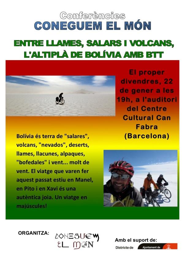 Xerrada-Bolivia